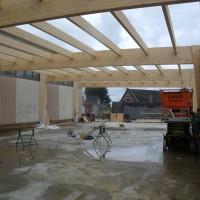 Salle de ping pong à Trélon