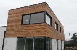 Maison ossature bois Beaufort (59)