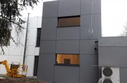 Maisons ossature bois le Nouvion en Thiérache (02)
