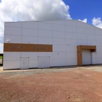 Halle Michel Flandre à La Capelle