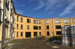 Résidence sénior en ossature bois – Bouchain (59)